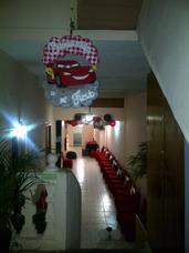 Salon Para Fiestas (la Pastora)