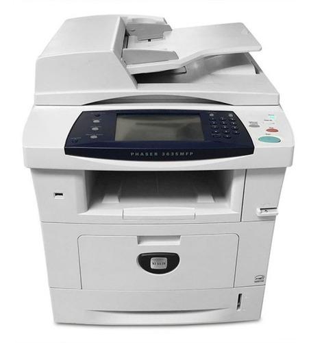 Impresora Xerox Phaser 3635 Mfp Toner Nuevo