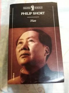 Libro Mao De Philip Short Editorial Critica Envio Gratis