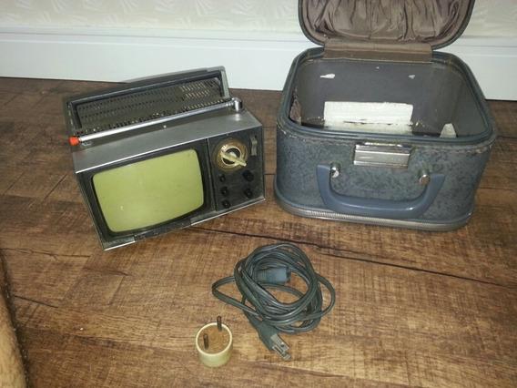 Tv Antiga Sony Micro Model 5-303