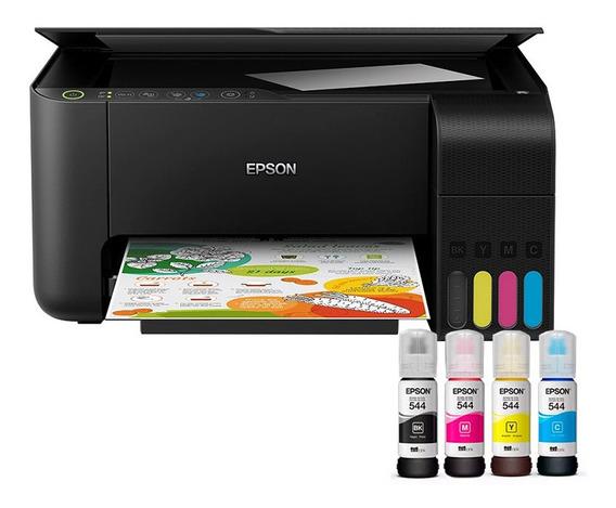 Impressora Sublimática L3110 Epson A4 Multifuncional Bivolt