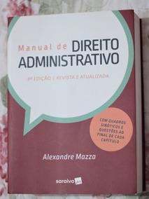 Manual De Direito Administrativo - 8ª Ed. 2018