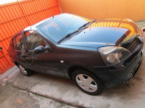Renault Clio 2005 1.6 16v Privilegie Hi-flex 5p
