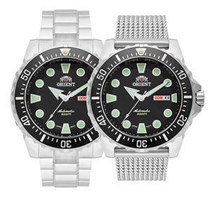 Relógio Orient Masculino Automático 469ss073 P1sx