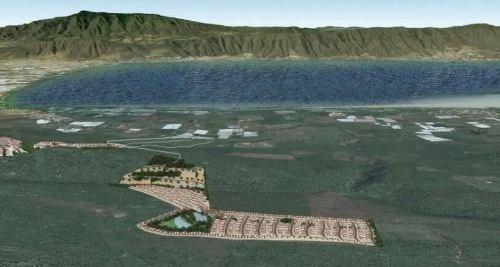 Terrenos Con Vista Al Lago De Chapala- Ribera Del Cardenal