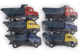 Kit Com 10 Caminhão De Plástico Atacado Brinquedo Barato