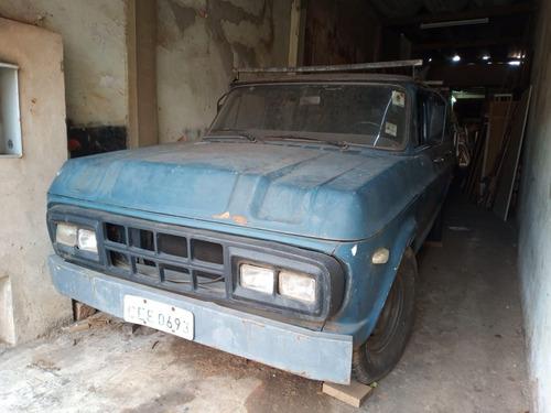 Veraneio 70 Motor Perkins Diesel