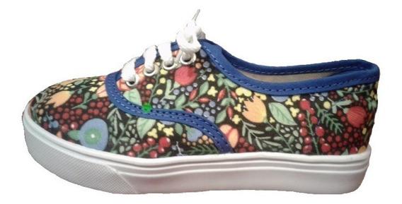 Zapatillas Para Nenas (diseños Estampados) Últimos Pares !!!