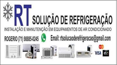 Serviço De Instalação E Manutenção Preventiva E Corretiva Ar