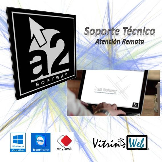 Servicio Técnico Remoto Soporte Sistemas A2 Softway