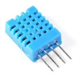 Sensor De Umidade E Temperatura Dht11 - Arduino - Pic