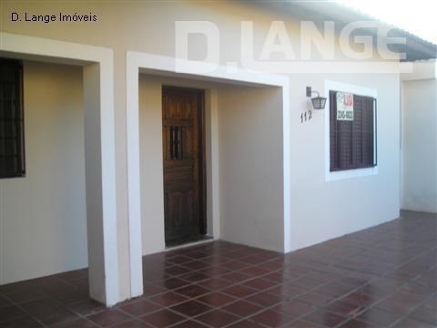 Casa Com 3 Dormitórios Para Alugar, 200 M² Por R$ 1.900,00/mês - Jardim Chapadão - Campinas/sp - Ca3823
