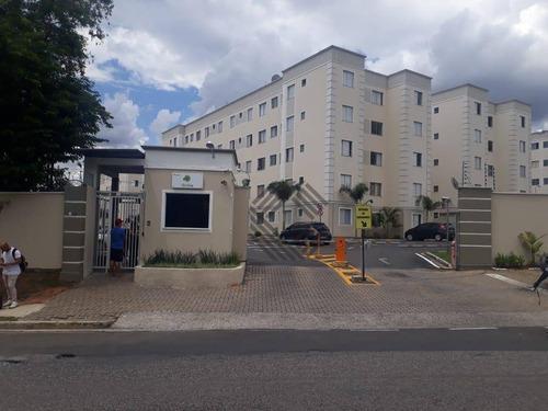 Apartamento Com 2 Dormitórios, 55 M² - Venda Por R$ 150.000,00 Ou Aluguel Por R$ 750,00/mês - Condomínio Parque Sicília - Votorantim/sp - Ap1949