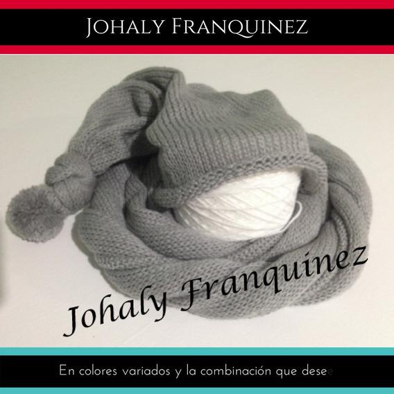 Mantas Wrap Newborn Props - Gorrito Dormilon