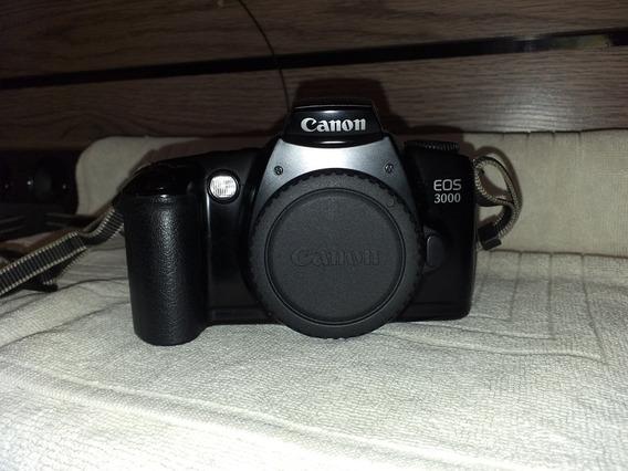 Canon Eos 3000 Analógica