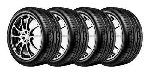 Imagem 1 de 6 de Kit 4 Pneus Bridgestone Aro 16 Turanza Er300 185/55r16 83v