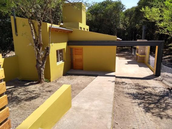 Venta Casa 3 Dormitorios Estrenar Sierras Córdoba B° Cerrado