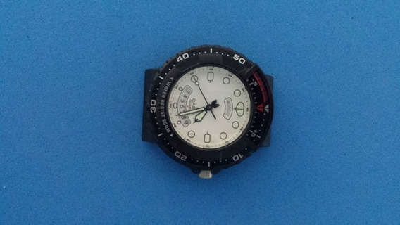 Relógio Casio Mw-400 Estado De Novo Japan Sem A Pulseira