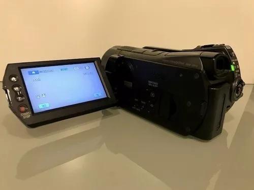 Sony Handycam Hdr-sr12. Filmadora Com Todos Os Acessórios