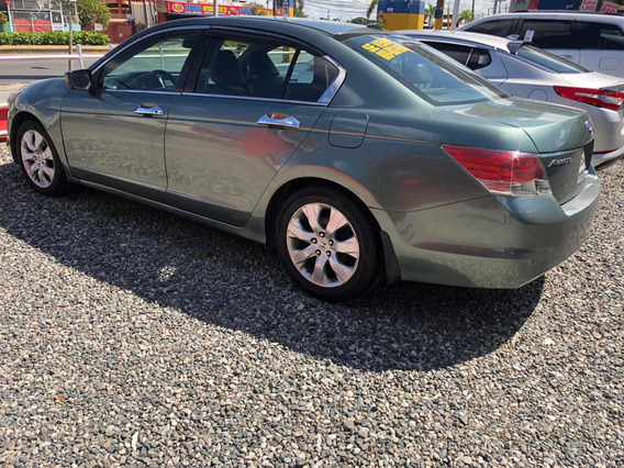 Honda Accord Americana El Full