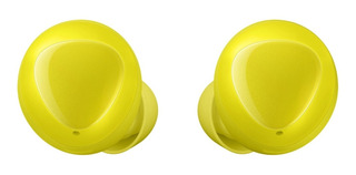 Auriculares inalámbricos Samsung Buds amarillo