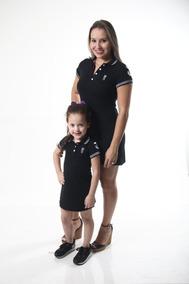 Kit Vestidos Tal Mãe Tal Filha