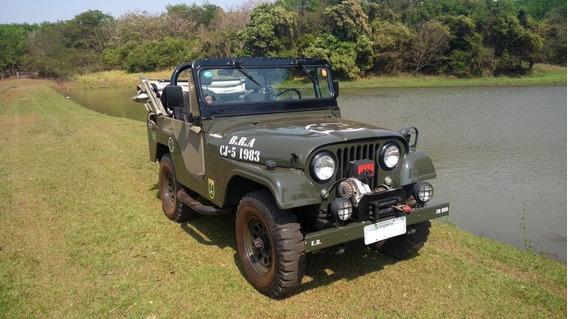 Jeep Jeep Willys - Cj 5