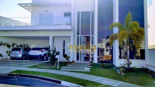 Imagem 1 de 19 de Casa À Venda, 290 M² Por R$ 1.950.000,00 - Condomínio Parque Esplanada - Votorantim/sp - Ca0224