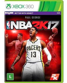 Nba 2k17 Xbox 360 - Midia Digital