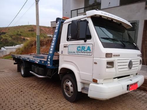 Caminhão Guincho Volks 8-120