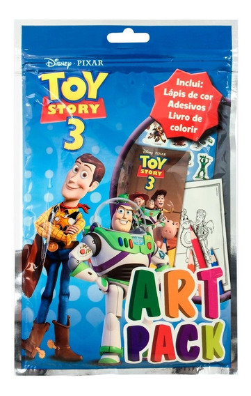 Art Pack - Toy Story 3