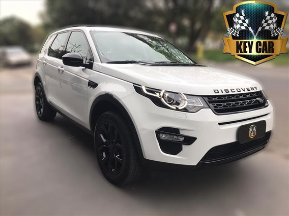 Land Rover Discovery Sport 2.0 16v Si4 Sport Gasolina Hse 4p