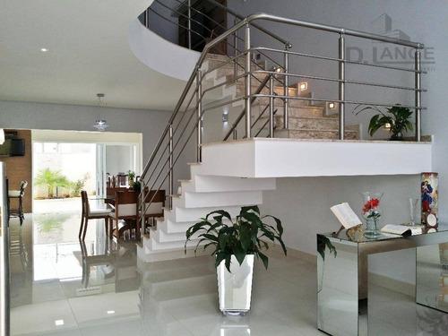 Imagem 1 de 30 de Casa À Venda, 196 M² Por R$ 980.000,00 - Residencial Real Parque Sumaré - Sumaré/sp - Ca9896