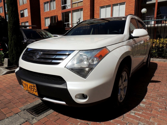 Suzuki Grand Vitara Xl 7 At 3.600cc 7psj Aa Abs 4x4 Fe