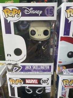 Jack Skellington Extraño Mundo De Jack Funko Pop Collectoys