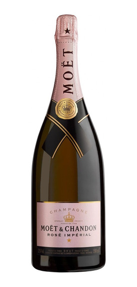 Champagne Moet & Chandon Brut Imperial Rose De 1.5 L