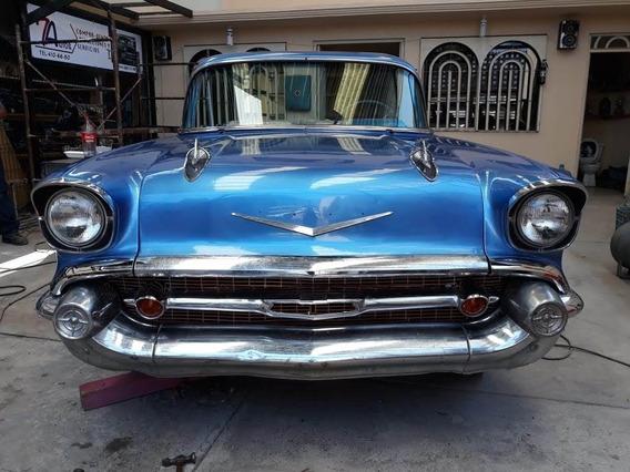 Chevrolet Conversión. Convertible