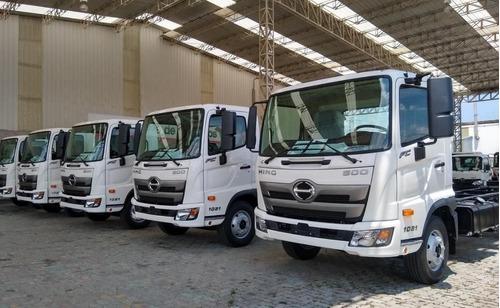 Nuevo Camion Hino New Fc9j