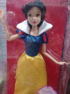 Muñeca Blancanieves. Original Disney Store. Calidad Única.