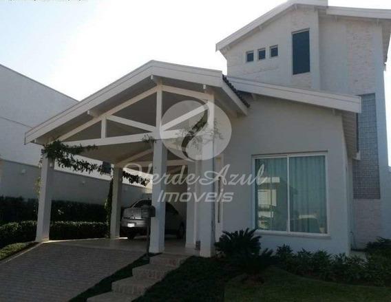 Casa À Venda Em Alphaville Dom Pedro - Ca005327