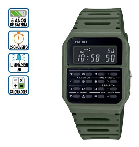 Reloj Casio Core Data Bank Ca-53wf