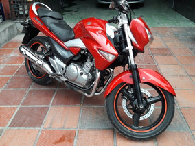 Motocicleta Suzuki Inazuma