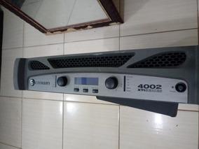 Amplificador De Potençia Crown Modelo Xti 4002