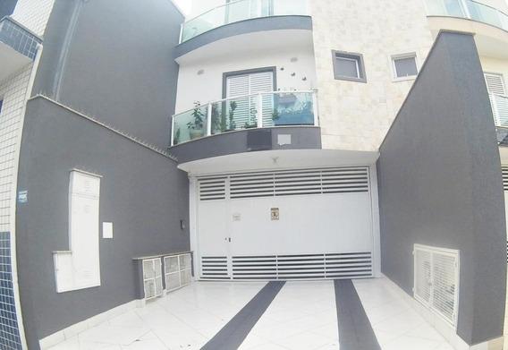 Cobertura À Venda, 152 M² Por R$ 449.000,00 - Parque Das Nações - Santo André/sp - Co0782
