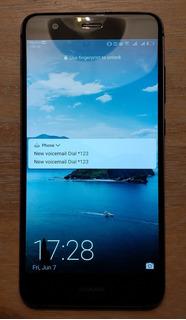 Huawei P10 Lite 8/10 Excelente Estado! Cargador, Caja, Negro