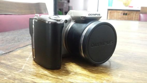 Cámara De Foto Olympus Sp-620uz 16 Y Cargador De Pilas