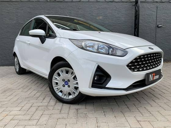 Ford Fiesta 1.6 Se Flex Manual 2018