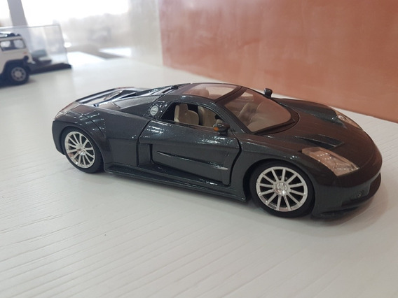 Carro A Escala Colección 1/24, Chrysler Me Four Twelve...