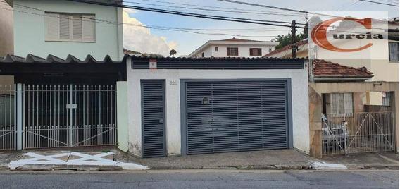 Casa Com 3 Dormitórios À Venda, 180 M² Por R$ 730.000 - Vila Parque Jabaquara - São Paulo/sp - Ca0278