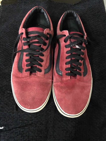 Zapatos Vans Old Skool Unisex Talla 41.5